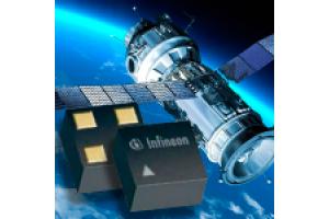 BGA123L4 — малошумящий усилитель для GNSS-приемников