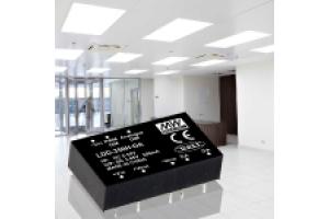LDD-H-DA — понижающие DC/DC LED драйверы с управлением по DALI от Mean Well