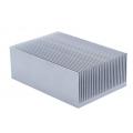 Радиатор для транзисторов и микросхем, 27 ребер, 100х69х36мм