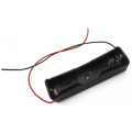 BH1х18650, батарейный отсек для 1 аккумулятора 18650, 2 провода