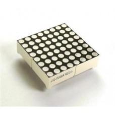 CPD-15088SR1/C, 38*38мм 8*8, матрица красная, общий катод