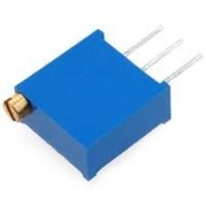 150 кОм, 10%,  3296W, подстроечный резистор