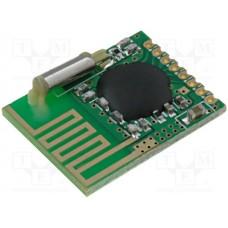 RFM-73, приемопередатчик 2.4 гГц , радиомодуль