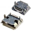 Разъем USB micro, 5S3, на плату
