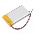 Аккумулятор литиево-ионный 2.3*34*50 (3.7V, 220mAh)