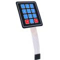 Клавиатура матричная 3х4