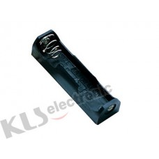 KLS5-801-B, батарейный отсек для 1 батареи АА, провод 15см