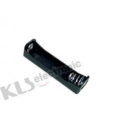 KLS5-817-B, батарейный отсек для 1 батареи ААА, провод 15см