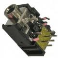 CKX3-3.5-0.2A, гнездо джек на плату, 3.5 мм