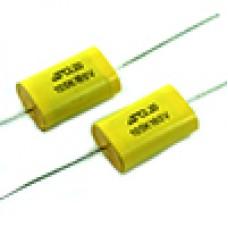 1 мкф 630в, конденсатор металлопленочный, CL20, 10%, (22*36)