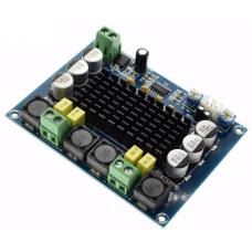 TPA3116D2, цифровой, двухканальный усилитель мощности, 12-24В, 120Вт