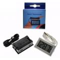 Цифровой ЖК термометр с автономным питанием, от -50 до 110 градусов.