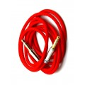 AUX верёвка цвет оранжевый 3.5мм 1 метр