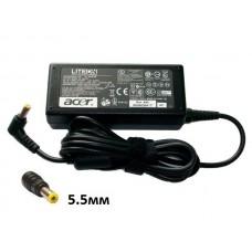 ACE-3, адаптер питания для ноутбуков (3.42А/65Вт/5.5*1.7мм)