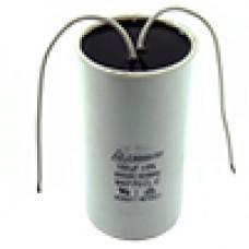10 мкф 450VAC, конденсатор пусковой, гибкие выводы, CBB60-K, 5% 35x60mm