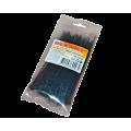 Стяжка кабельная (Хомут) ,150 х2.5, черный