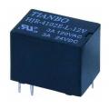 HJR4102E-L-12VDC-1C, Реле электромагнитное 12В, 3А, 1 переключающий