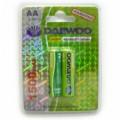 Аккумулятор, DAEWOO, R6, AA, (1500mAh), Ni-MN, BR-2/20