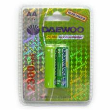 Аккумулятор, DAEWOO, R6, АА, (2300mAh),Ni-MN, BR-2/20