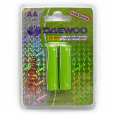 Аккумулятор, DAEWOO, R6, АА, (2700mAh), Ni-MN, BR-2/20