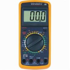 Мультиметр 9208A, (частота+логический пробник+температура)