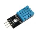 DHT11, модуль датчика температуры и влажности для Arduino