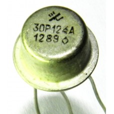 3ОР124А, оптопара резисторная