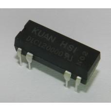 D1C120000, Реле герконовое
