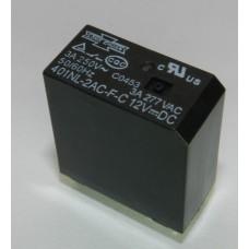 401NL-2AC-F-C 12VDC, Реле электромагнитное