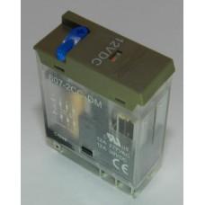 607-2CC-DM 12VDC, Реле электромагнитное