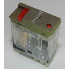 607-2CC-DM 200/220VAC, 12А, Реле электромагнитное 220В