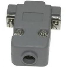 DS1045-09 (DP-9C), корпус для разъема DS1033-09M (DB-9)