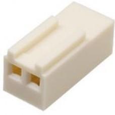 DS1070-2F, разъем питания на кабель, с контактами, шаг 2,54мм