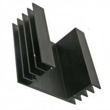 Радиатор BLA031-50, 50х50х23.5мм