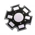 Радиатор алюминиевый для светодиодов 1,3,5 Вт
