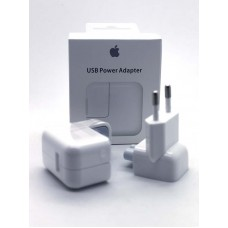Адаптер питания для планшета Apple iPad 12W цвет белый