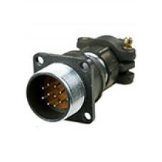 KLS15-RCS02, (2PM-22-10TJ2),  кабельная вилка