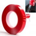 PM-INR06, скотч двухсторонний, силиконовый, (20мм,5м)