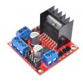 Контроллер шагового двигателя, на микросхеме L298N