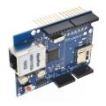 Интернет модуль для Ардуино UNO, на чипе W5100 Ethernet, слот для карты micro-SD