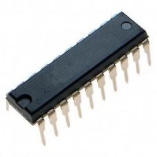 Микросхема LM1036N, AUD двухканальный регулятор громкости и тембра
