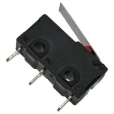 SM5-02N-25G, микропереключатель 250В, 3А, с планкой