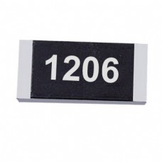 1 Ом, Резистор SMD 1206