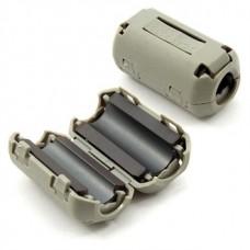 Фильтр ферритовый на провод (9 мм)  ZCAT2035-0930A  (черный)