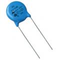 1000пф 400VAC, конденсатор керамический помехоподавляющий,  Class Y1, 10%
