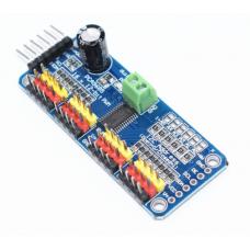 PCA9685, 16-канальный светодиодный контроллер