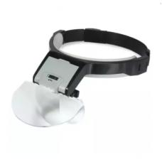 MG81001-B2, очки монтажные профессиональные, с подсветкой