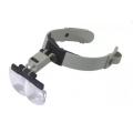 MG81002, очки монтажные профессиональные, с подсветкой