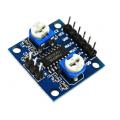 PAM8406, цифровой усилитель с регулятором громкости, 2х5Вт