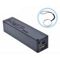 USB Power Bank, зарядно-разрядный блок для одного аккумулятора 18650